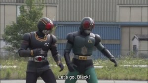 black and black rx
